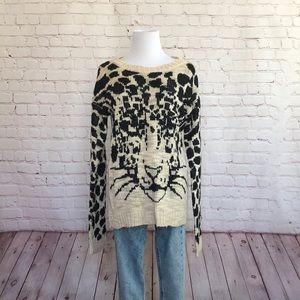 Decree Tunic Sweater